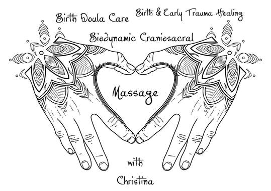 Christina Ricchi Massage Therapist, Birth Doula, Biodynamic Craniosacral Practitioner